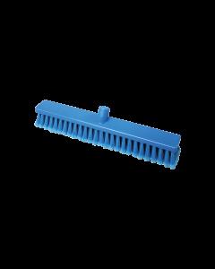 KM Veegborstel Gepluimd 40cm Blauw