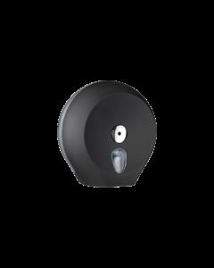 Dispenser Zwart Wc Papier Mini Jumbo 756
