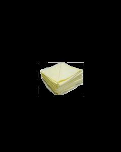 Microvezeldoek Fibrax Premium Geel