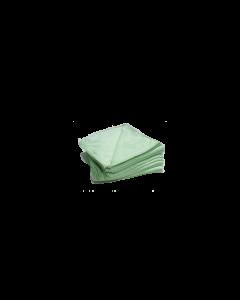 Microvezeldoek Fibrax Premium Groen